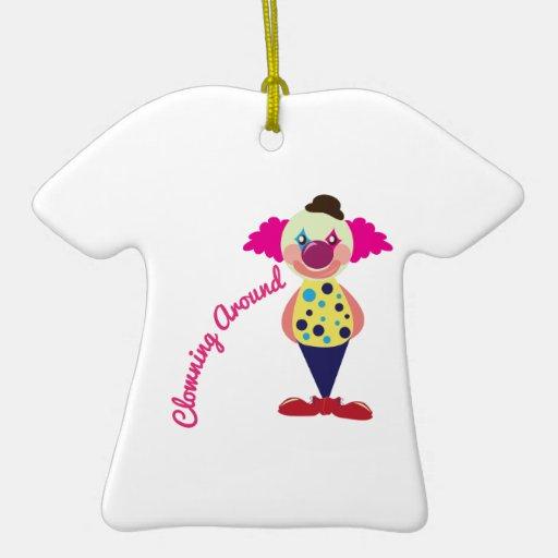 El Clowning alrededor Ornatos