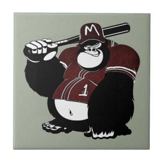 El club de béisbol del gorila azulejo