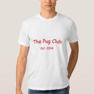 El club del barro amasado, Est. 2004 Camiseta