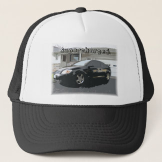 El cobalto SS de Chevy sobrealimentó el gorra de
