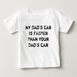El coche de mi papá es MÁS RÁPIDO que el coche de Camisas