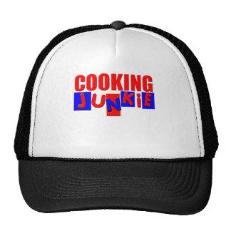 el cocinar divertido gorras