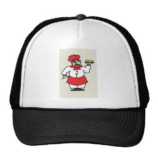 El cocinero gorras de camionero