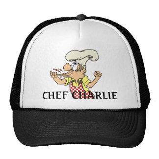 El cocinero gorra