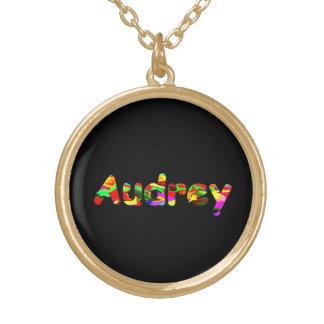 El collar de Audrey