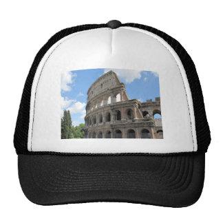 El Colosseum romano Gorros