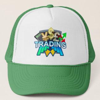 El comercio geen el gorra del camionero
