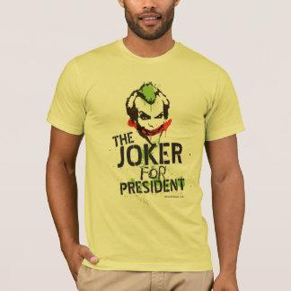 El comodín para el presidente camiseta