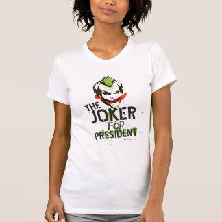 El comodín para el presidente camisetas