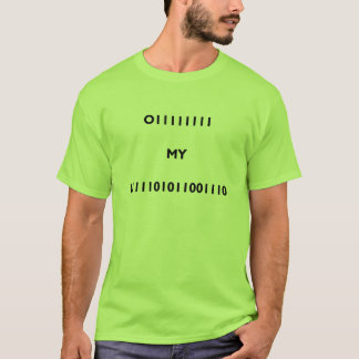 El compartimiento al friki del maleficio junta con camiseta