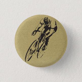 El competir con de la bicicleta chapa redonda de 2,5 cm