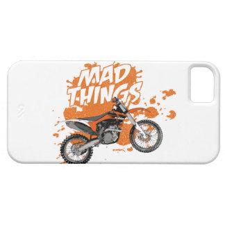 El competir con de la moto iPhone 5 fundas