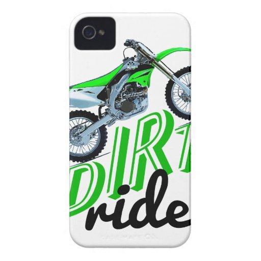 El competir con de la motocicleta Case-Mate iPhone 4 coberturas