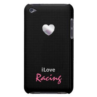 El competir con lindo iPod touch Case-Mate cárcasas