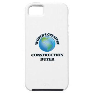 El comprador más grande de la construcción del iPhone 5 Case-Mate protector