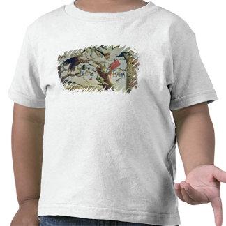 El concierto del pájaro camisetas