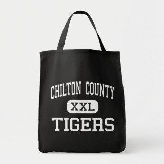 El condado de Chilton - tigres - alto - Clanton Al Bolsas