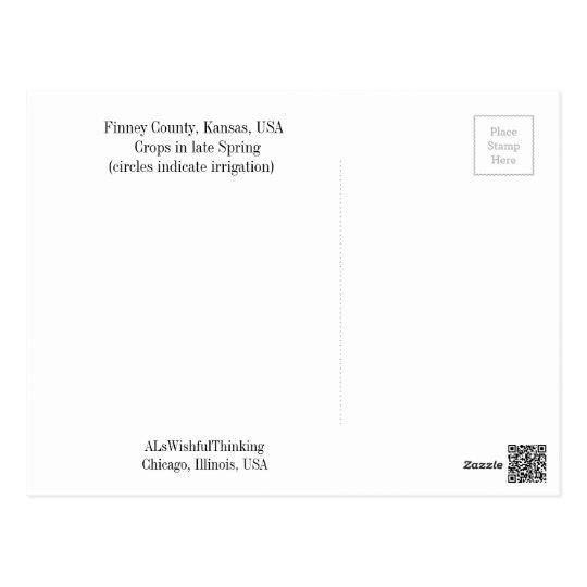 El condado de Finney, Kansas, los E.E.U.U. Postal