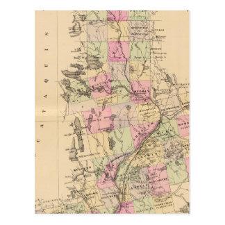 El condado de Penobscot, Maine Postal