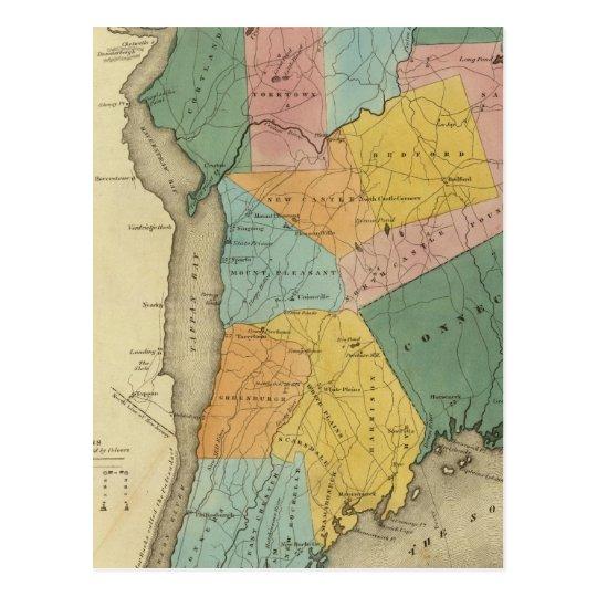El condado de Westchester Postal