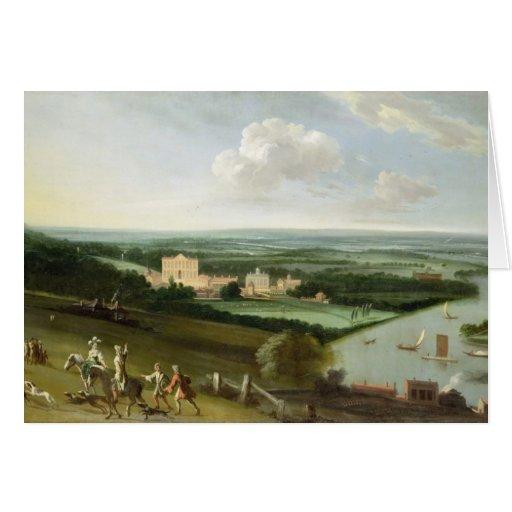 El conde de la casa de Rochester, nuevo parque, Ri Tarjetas