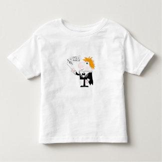 El conductor camiseta de bebé