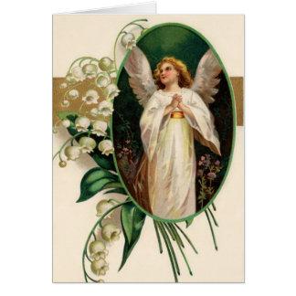 El confiar en en las promesas de dios tarjeta de felicitación