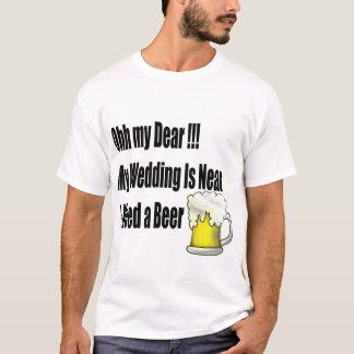 el conseguir casado camiseta