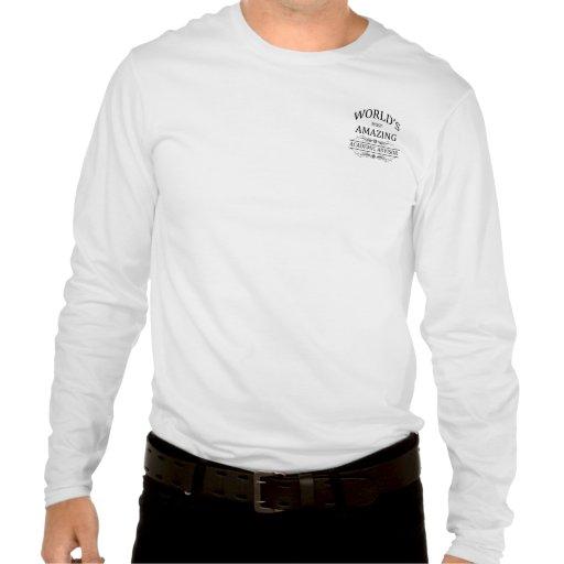El consejero académico más asombroso del mundo camiseta