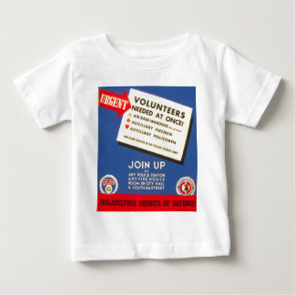 El consejo de Philadelphia de la defensa ahora se Camiseta De Bebé