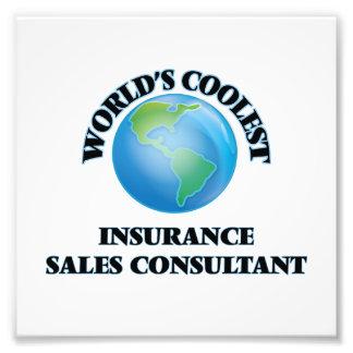 El consultor más fresco de las ventas del seguro cojinete