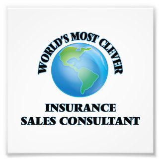El consultor más listo de las ventas del seguro arte fotografico