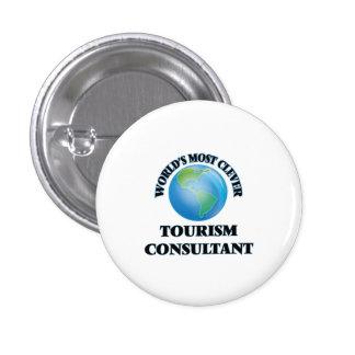 El consultor más listo del turismo del mundo pins