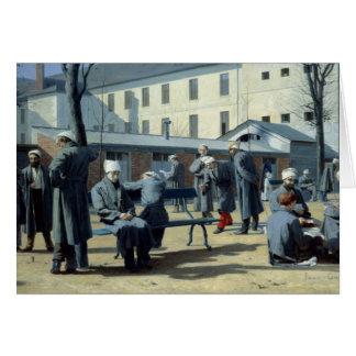 El Convalescents, 1861 Tarjeta De Felicitación