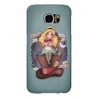 El corazón de Alicia Funda Samsung Galaxy S6