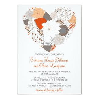 Crea tus propias invitaciones de boda románticas y personalízalas con tus colores, diseños y estilos favoritos.
