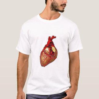 El corazón humano camiseta