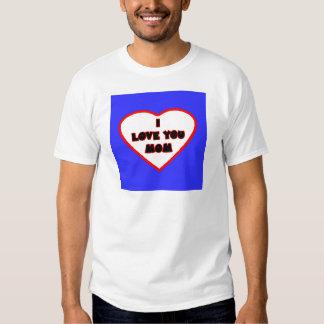 El corazón Transp azul brillante llenó el MUSEO Camisetas