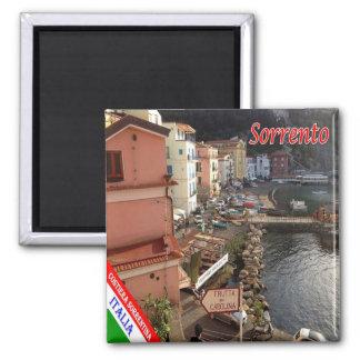 ÉL - costa de Italia - de Amalfi - Sorrento Imán