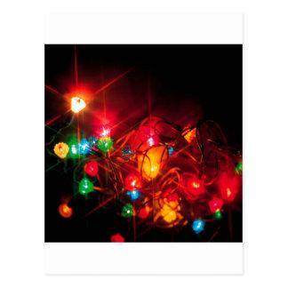 El cristal abstracto refleja decoraciones tarjetas postales