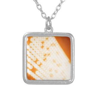El cristal abstracto refleja polca grimpolas