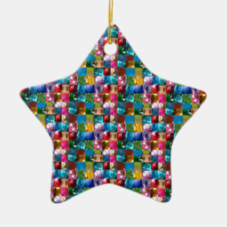 El cristal de la joya de NOVINO empiedra el REGALO Ornamento Para Reyes Magos