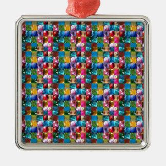 El cristal de la joya de NOVINO empiedra el REGALO Ornamento De Navidad
