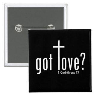 """El cristiano """"consiguió amor?"""" Botón"""