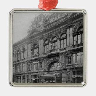 El criterio Restaurant y Theatre, 1902 Ornamentos De Reyes