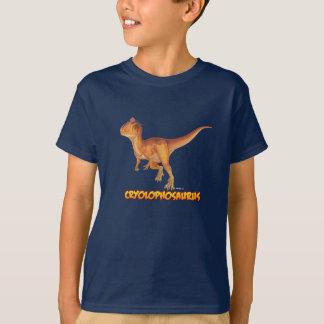 El Cryolophosaurus EMBROMA la camisa