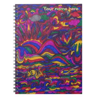 El cuaderno de Dreamscape 5 personaliza