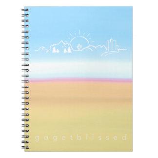 El cuaderno Utah del viajero inspirado