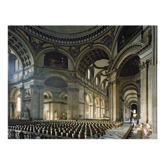 El cubo de la catedral de San Pablo (foto) Postal