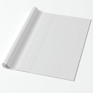 El cuero blanco inspiró la falsa impresión papel de regalo